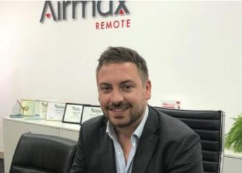 Airmax Remote transforms into data provider