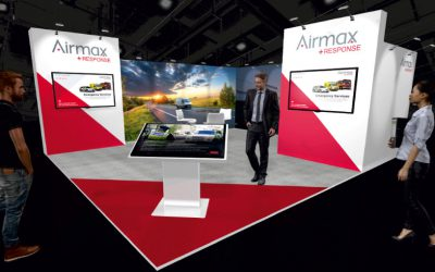 Airmax Response targets the emergency services with launch of integrated event data recorder solution