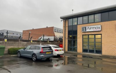 Airmax Remote invest in new Birmingham based innovation Centre
